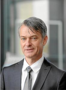 Martin Wagner, Geschäftsführer und Chefredakteur der regionalen Tageszeitung Schwarzwälder Bote.