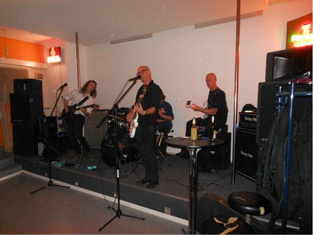 Bei den Jamsessions feiern die Stammgäste im ORWO ihr Haus und ihr musikalisches Projekt.