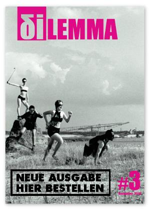 Dilemma Magazin Ausgabe 3 Sidebar