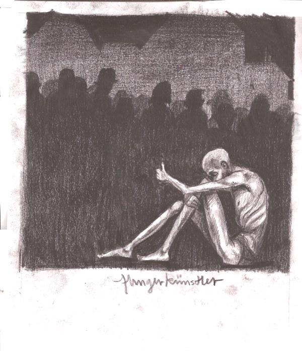 Essstörung: Essay einer Magersüchtigen