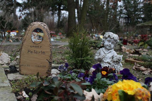 Berliner Tierfriedhof